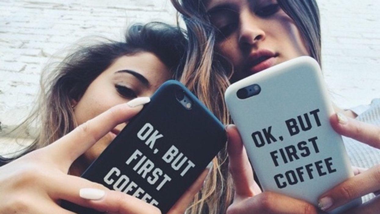 14 SMS que tu peux seulement envoyer à ta meilleure amie