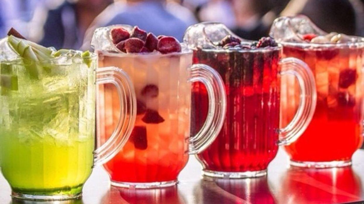 10 endroits où aller boire les meilleures sangrias cet été à Montréal