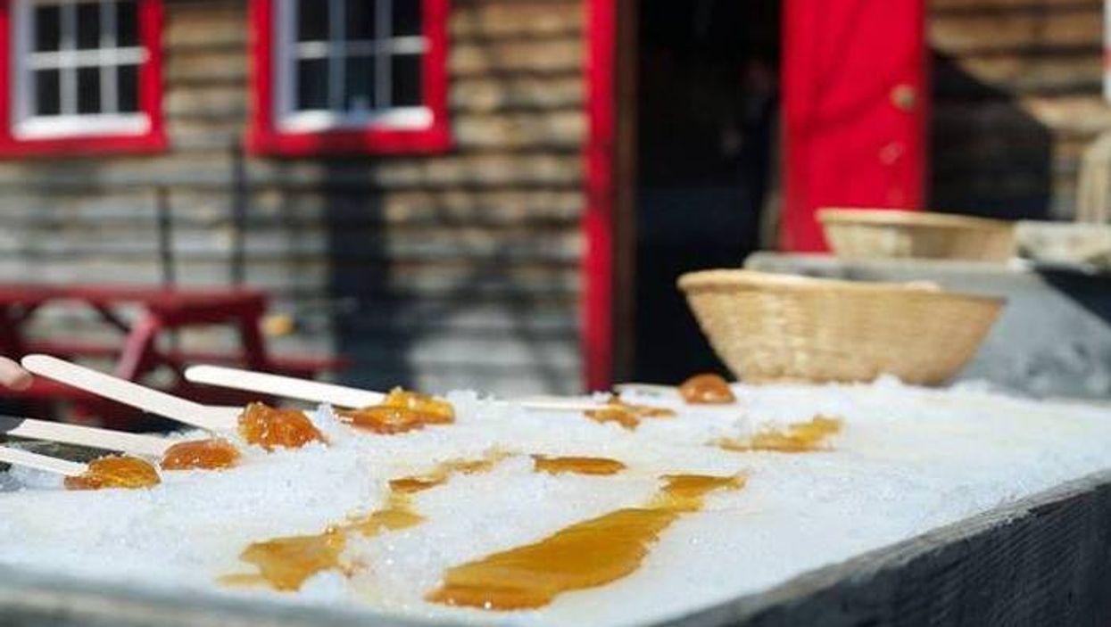 Une cabane à sucre ouvrira ses portes en plein coeur de Montréal pour une journée seulement