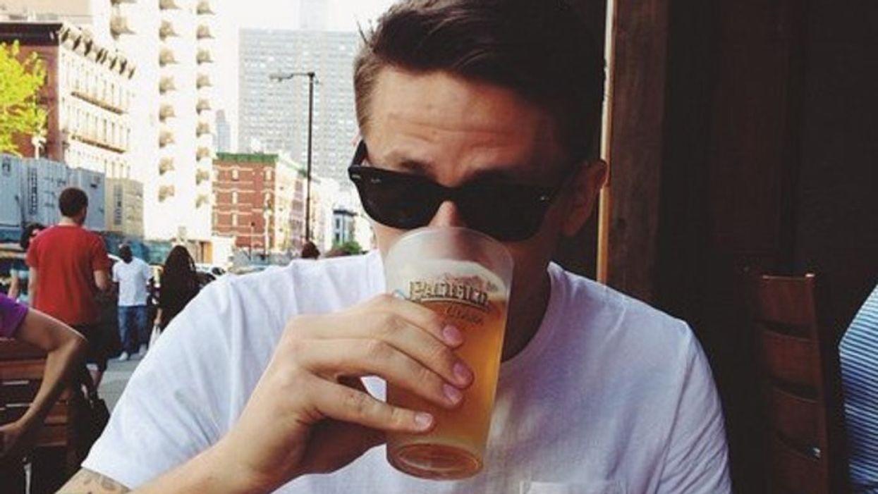 Voici une liste de bières fruitées qui te feront saliver cet été!