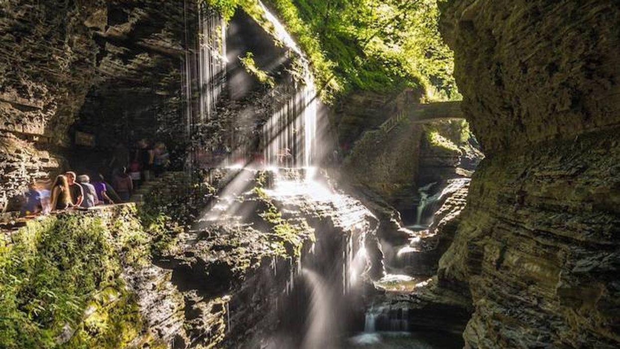Voici le parc national près de Montréal auquel tu dois faire du camping cet été
