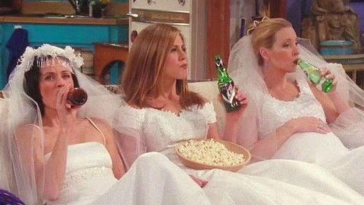 30 moments hilarants dont tous ceux qui ont écouté Friends se souviendront