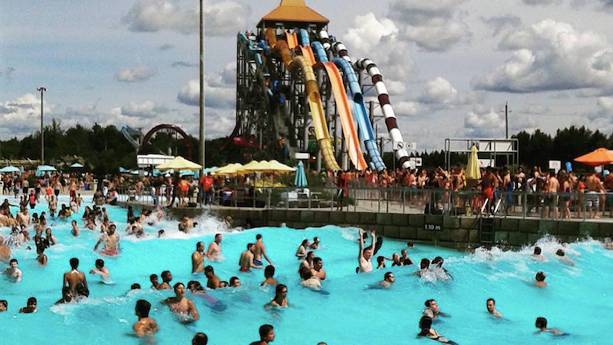 10 parcs aquatiques proches de Montréal qui valent le roadtrip cet été