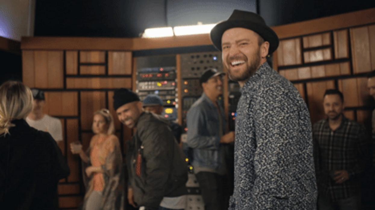 Le nouveau vidéoclip de Justin Timberlake vient de sortir et tu vas l'adorer