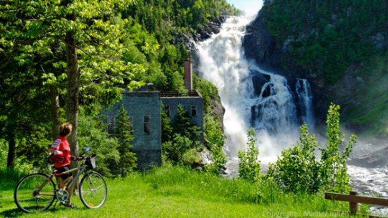 Les 10 endroits les plus féeriques où faire du vélo au Québec cet été