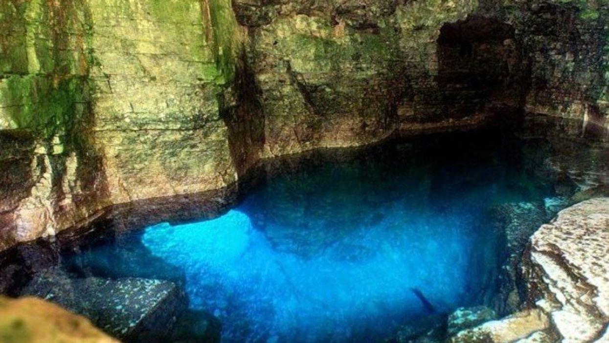 La grotte époustouflante qui vaut le road trip et que tu dois absolument voir cet été