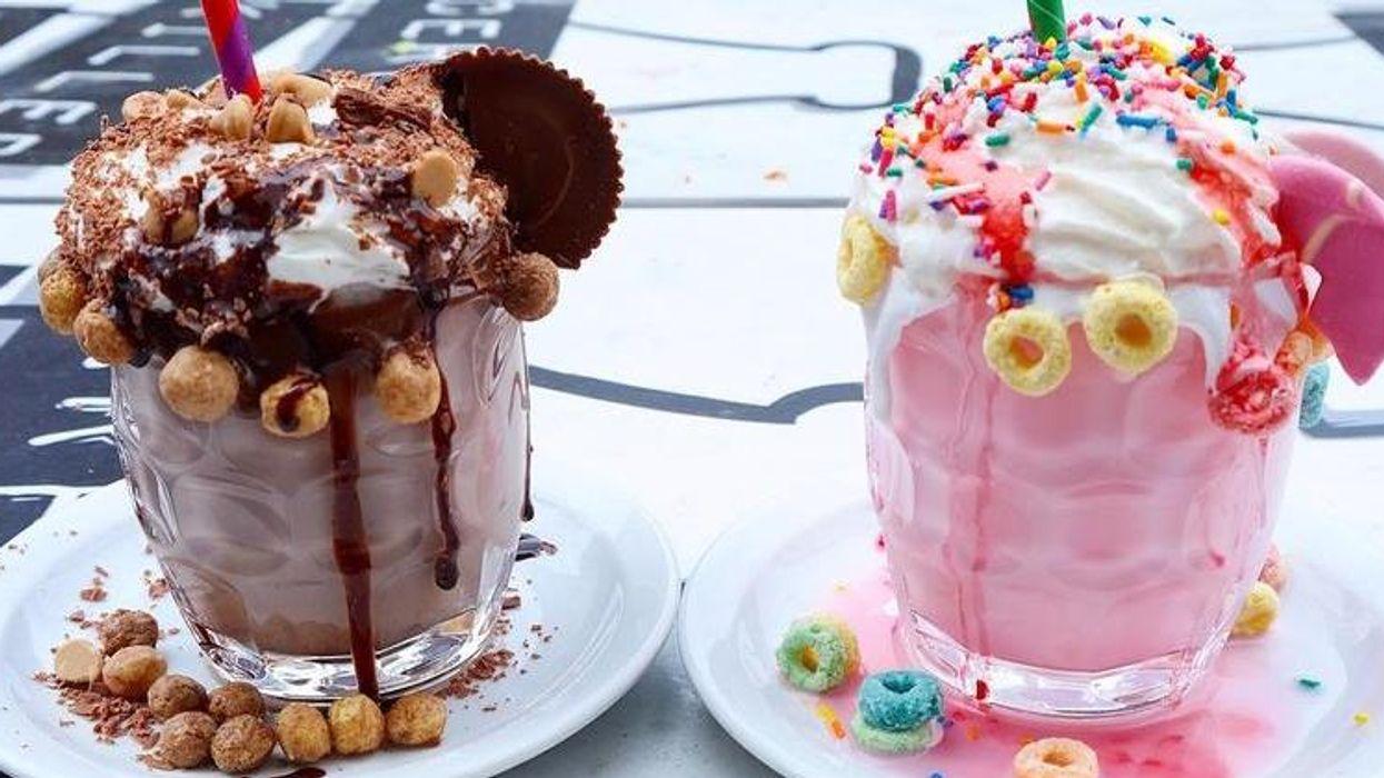 Les milkshakes les plus décadents à Montréal qui te rendront probablement diabétique