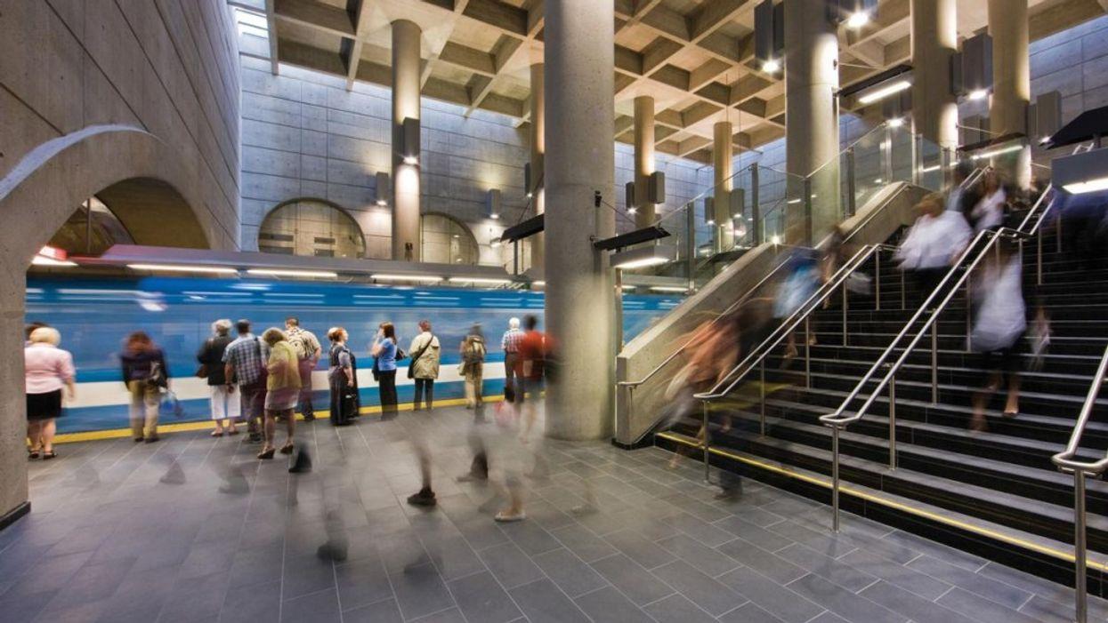 Le réseau mobile du métro de Montréal s'étend dans encore plus de stations!
