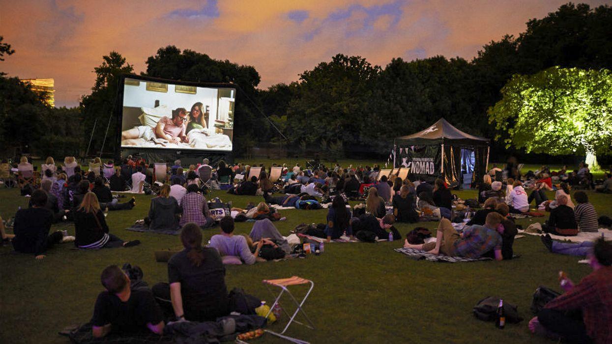 Séances de cinéma gratuites dans les parcs montréalais cet été
