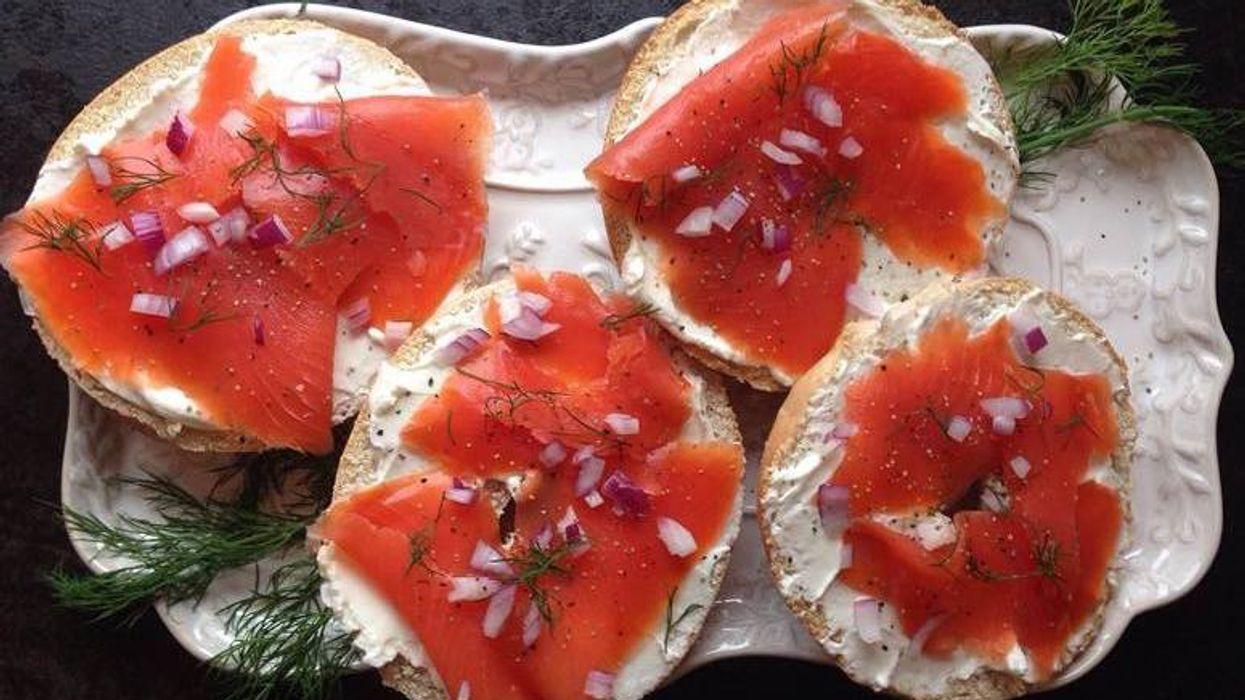 8 endroits à Montréal où satisfaire ton envie de bagel au saumon fumé