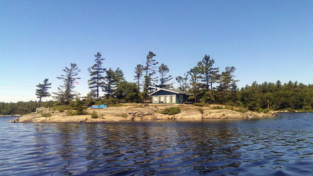 7 îles près de Montréal que tu peux louer avec tes amis pour pas cher