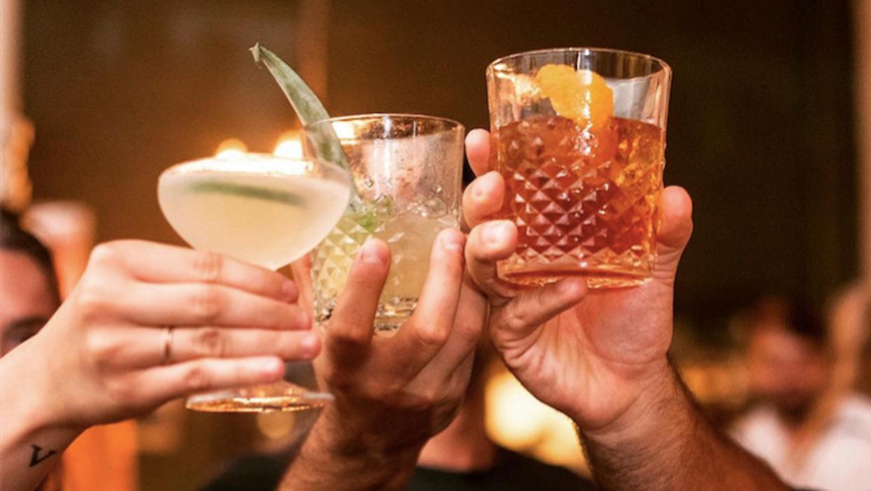 Un nouveau bar « secret » vient d'ouvrir à Montréal et tu dois le découvrir