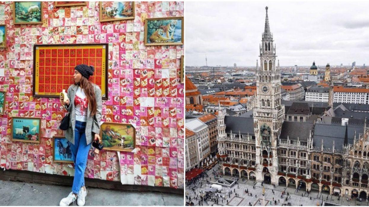 Les 20 meilleures villes universitaires où tu devrais aller faire une session à l'étranger