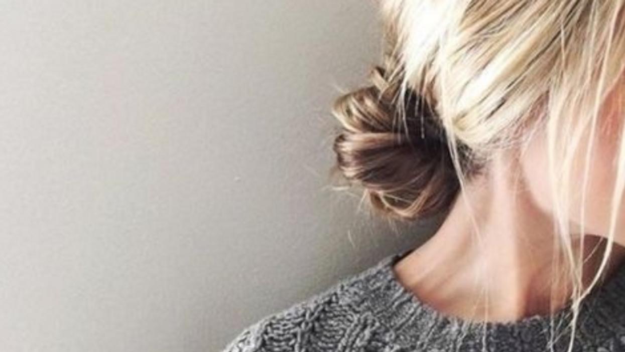 7 belles coiffures super faciles à faire quand t'es pressée