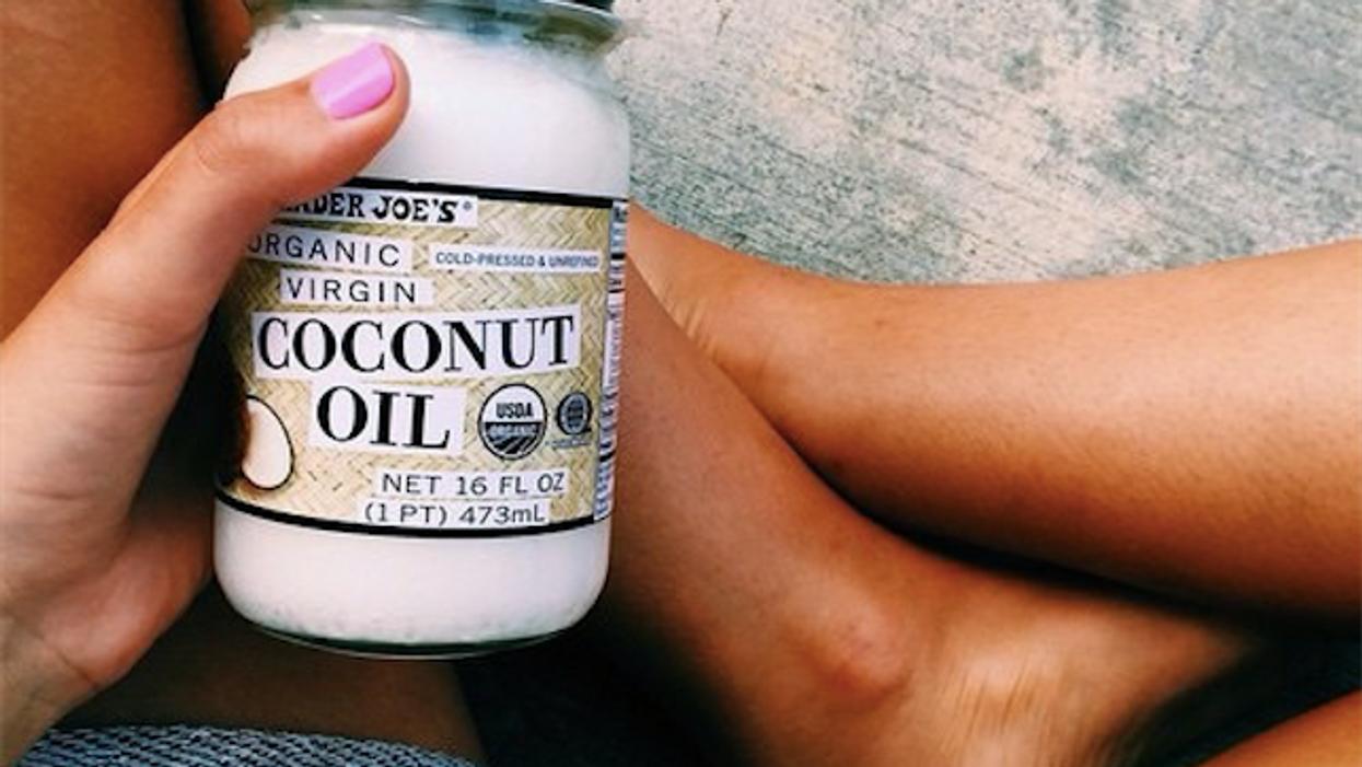 43 utilités de l'huile de coco que tu ignorais et qui changeront ta vie