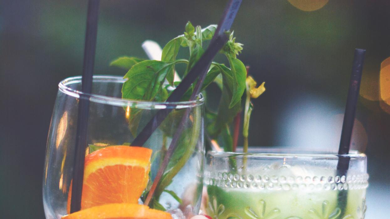 8 drinks faciles à préparer pour te rendre pompette rapidement