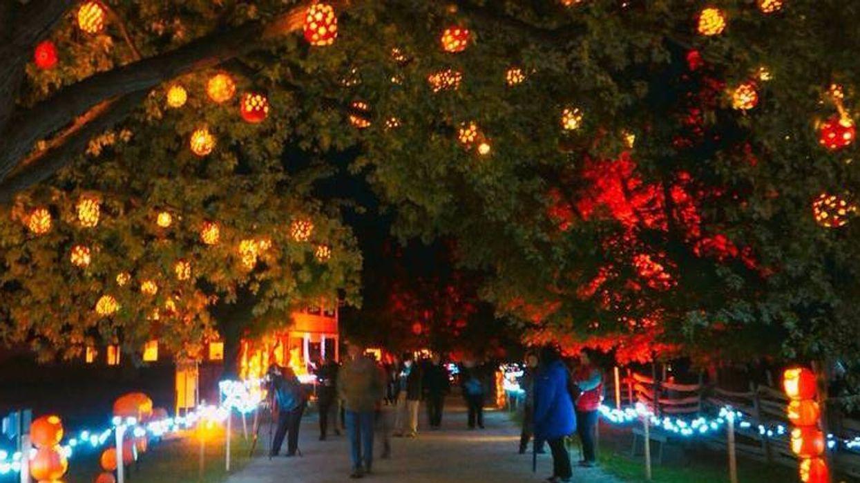 Le village enchanté d'Halloween près de Montréal où aller cet automne