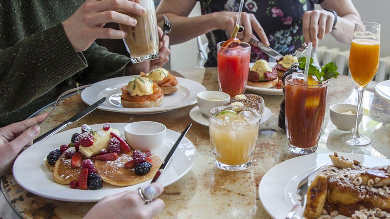 Le brunch-buffet où tu dois aller ce week-end à Montréal
