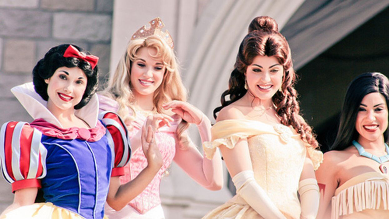 Voici tout ce qu'il te faut pour travailler comme princesse de Disney !