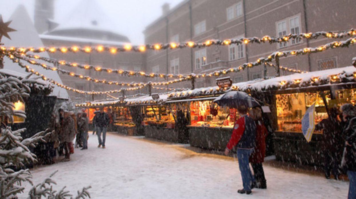 Le marché de Noël le plus cute où tu dois aller cet hiver à Montréal!