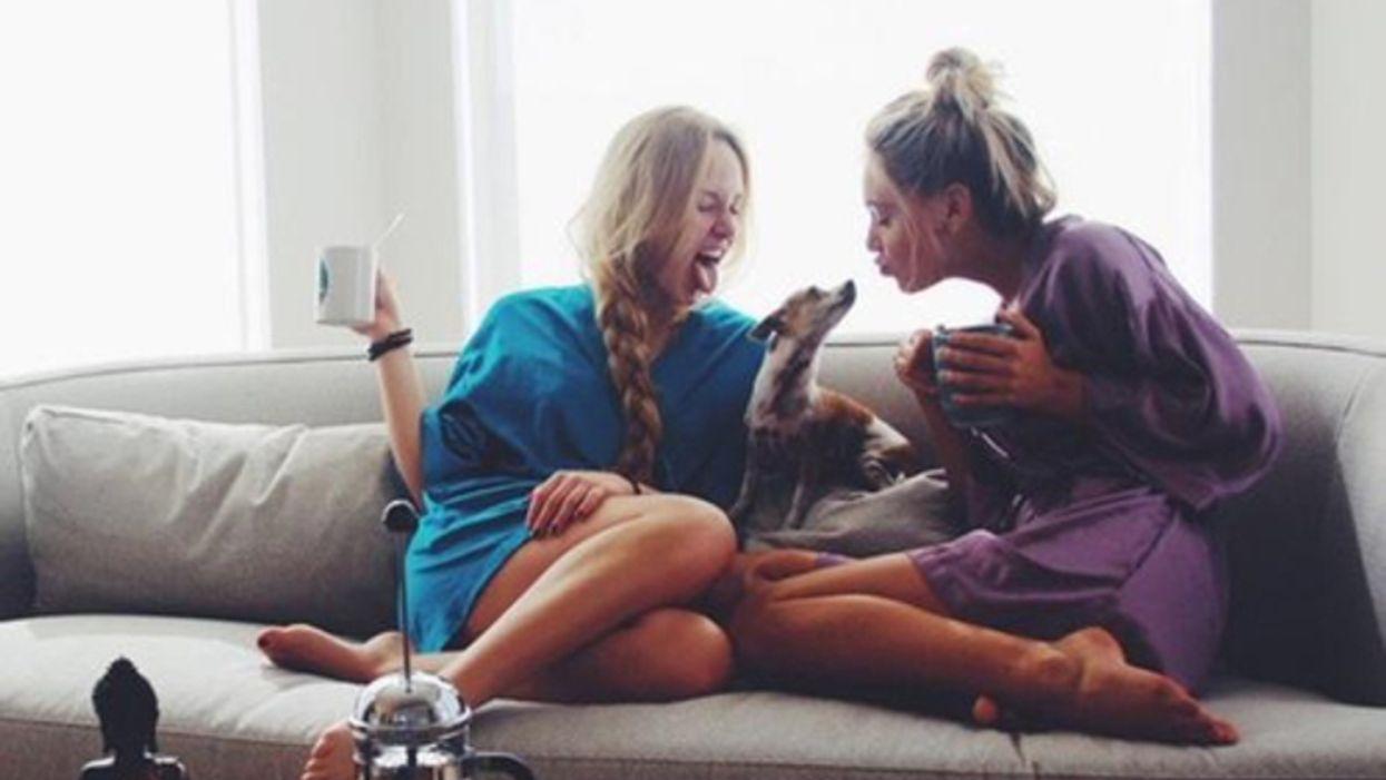 10 bonnes raisons de partir en appart' avec ta meilleure amie à Montréal