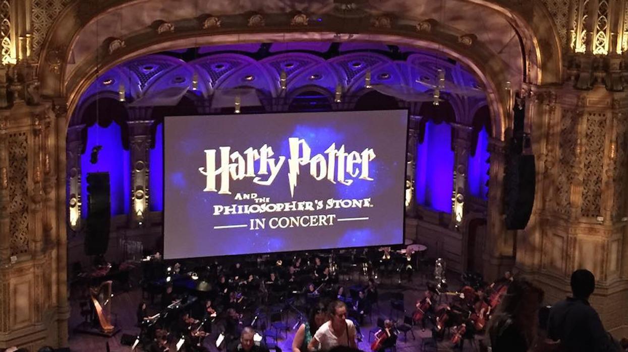 Un concert magique d'Harry Potter aura lieu à seulement quelques heures de Montréal!