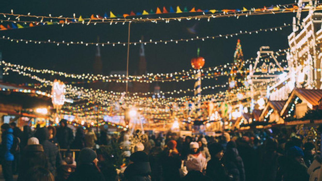 Les parcs de Montréal se transformeront en villages féeriques de Noël!