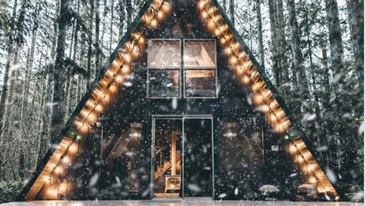 15 chalets près de Montréal où tu dois aller avec ton chum cet hiver