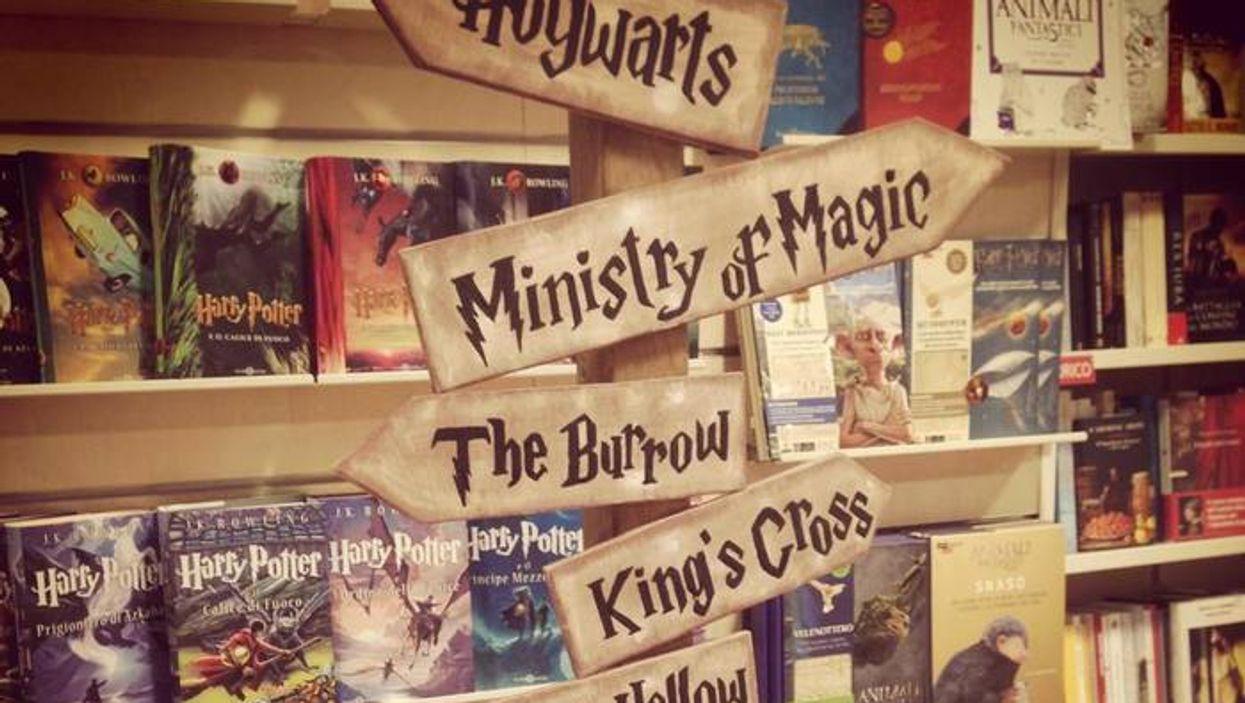 Une exposition gratuite sur Harry Potter débarque à Montréal!
