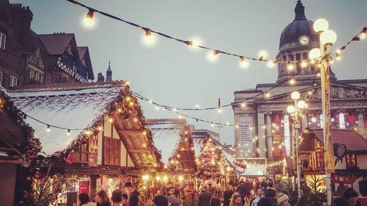 Le plus beau marché de Noël près de Montréal où tu dois absolument aller cet hiver