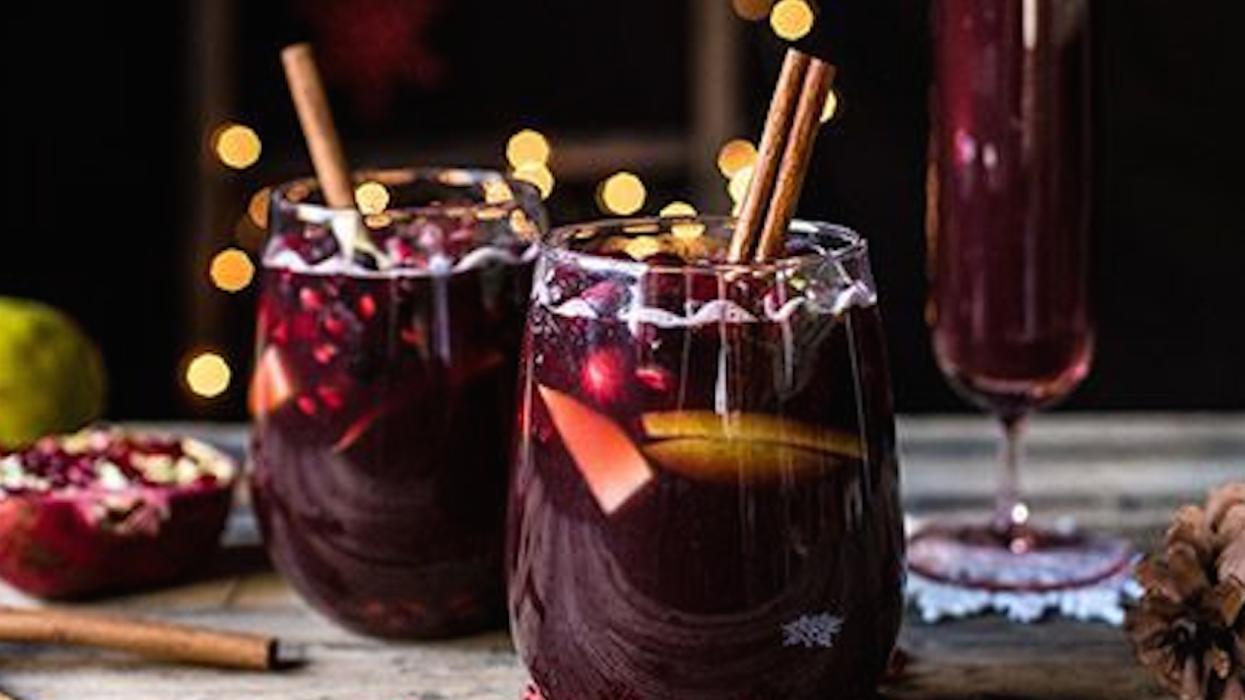 10 recettes de drinks faciles que tu dois absolument essayer pendant les Fêtes