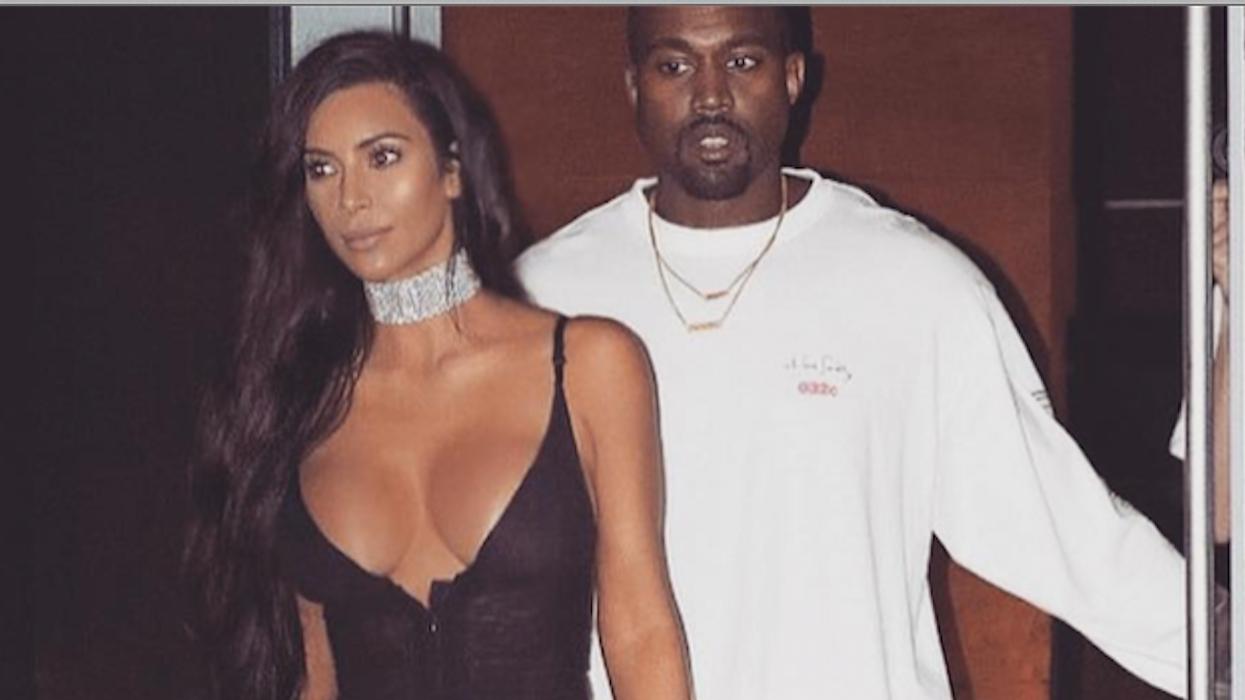 Kim Kardashian voudrait se divorcer de Kanye West