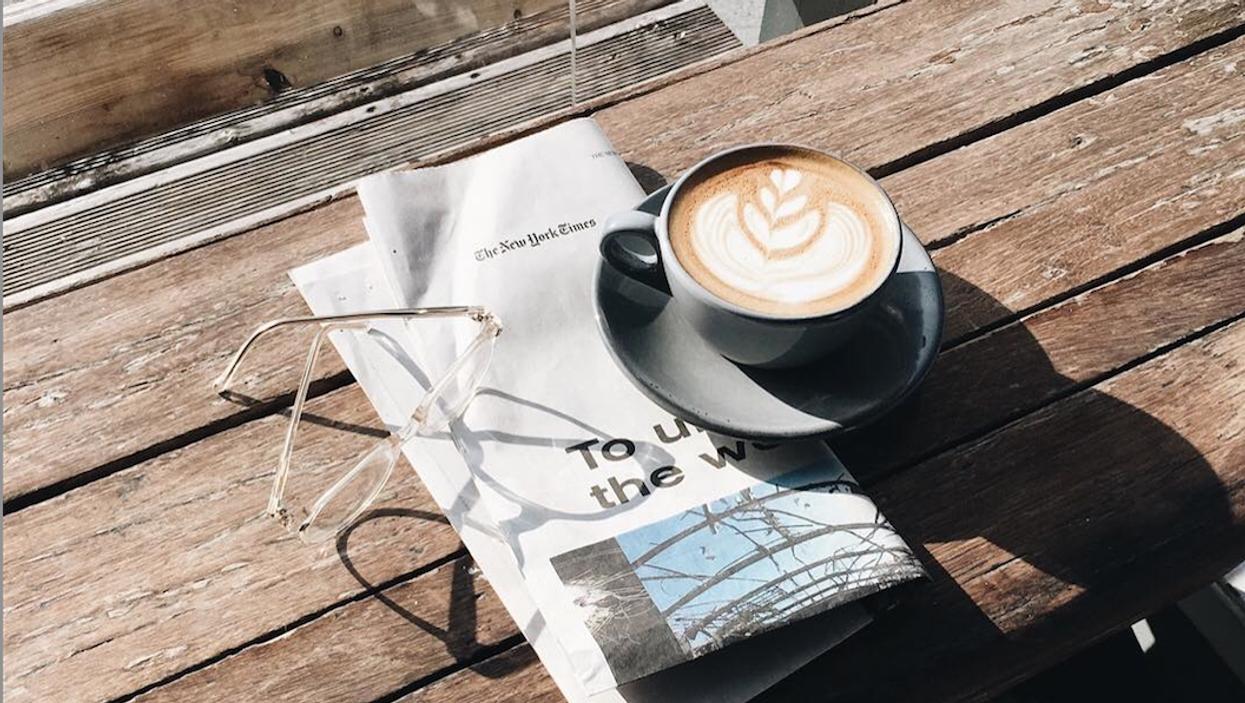 Ce café montréalais te sert du café GRATUIT toute la journée