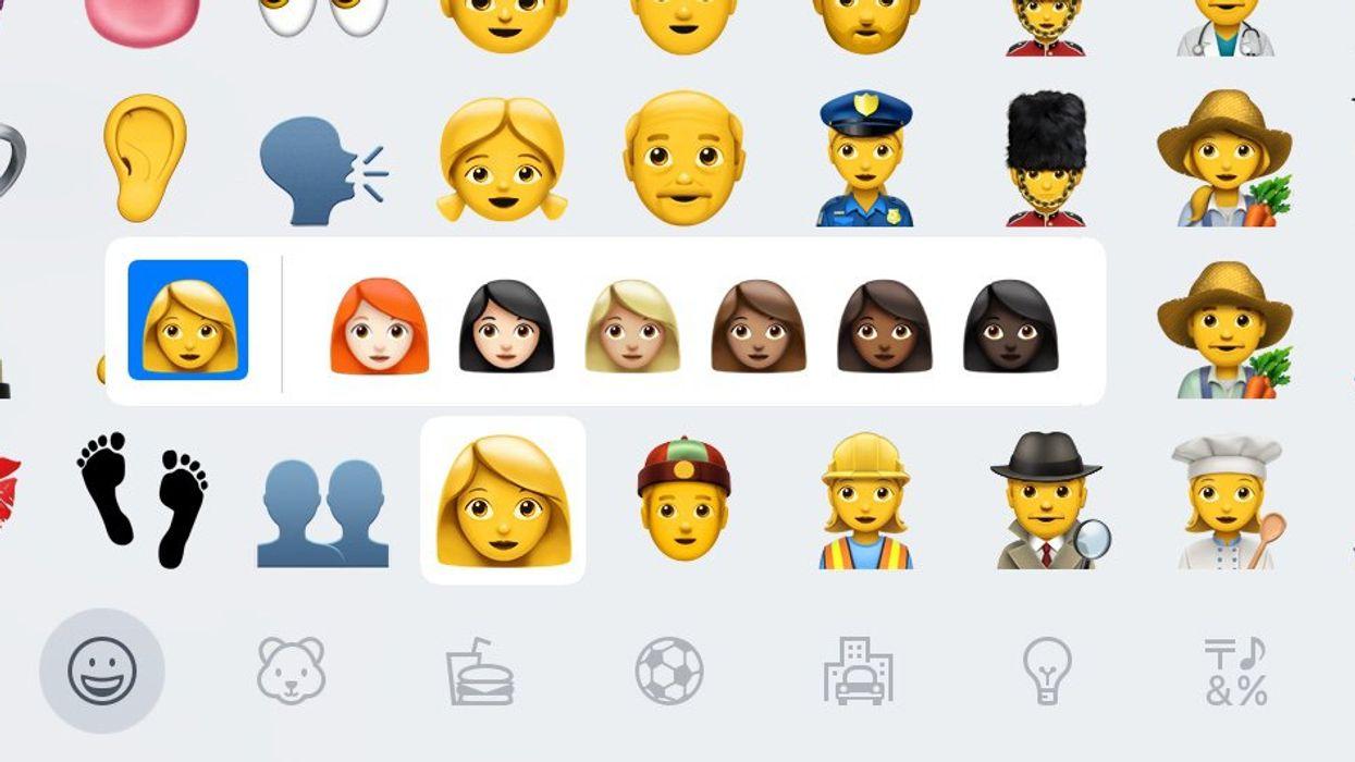 Apple voudrait bientôt rajouter la sorte d'emoji qu'on attend tous depuis longtemps