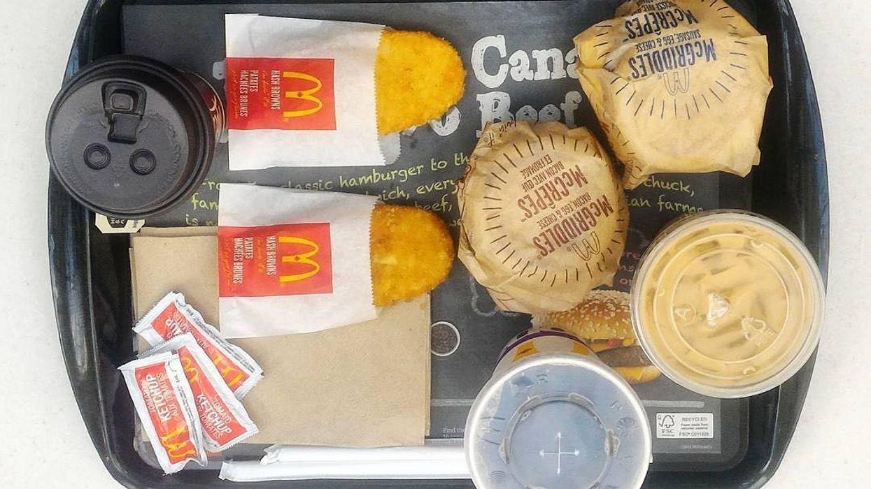 McDonald's et A&W lanceront un petit déjeuner toute la journée!!!