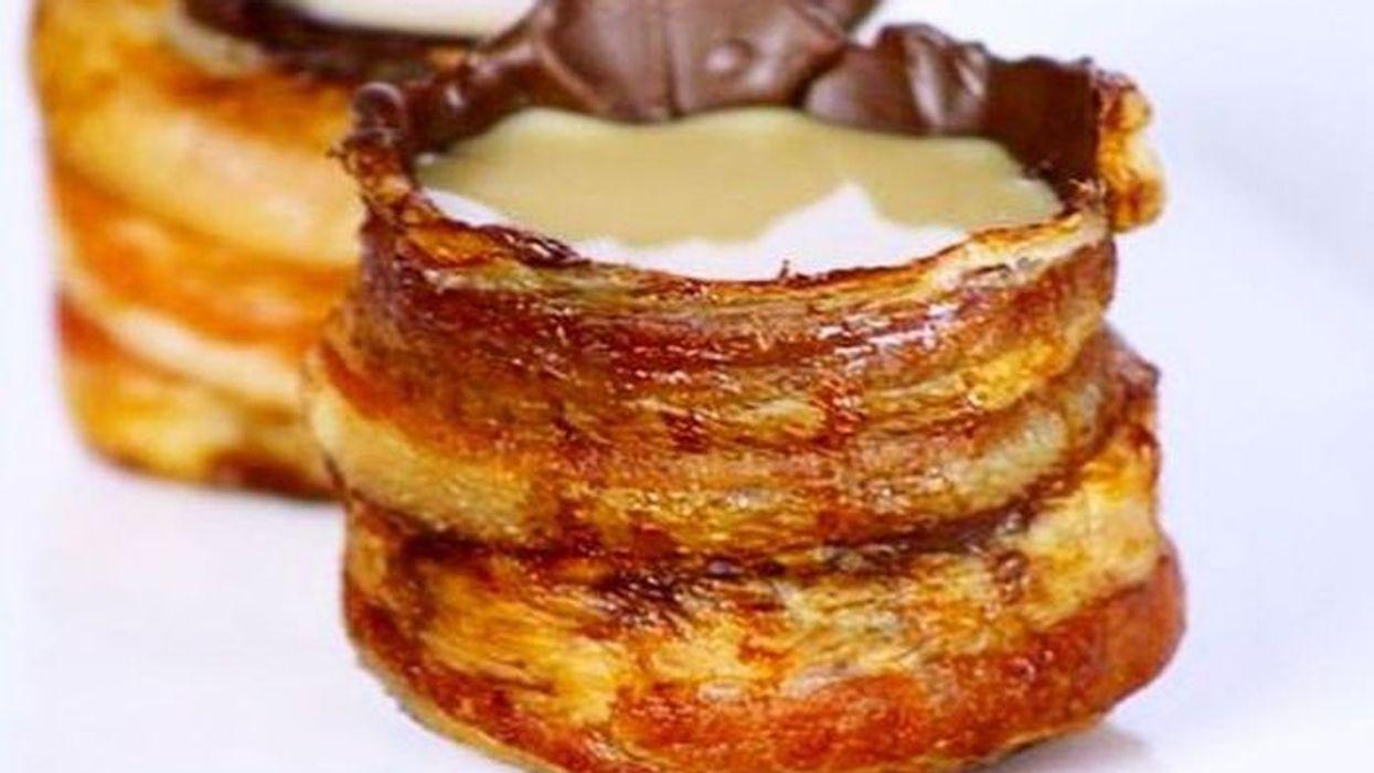 La recette de shot que tu dois essayer si tu capotes sur le chocolat et le bacon!