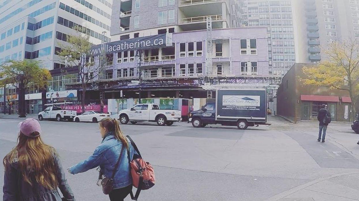 Trois nouvelles rues seront complètement piétonnières à l'été 2017 à Montréal