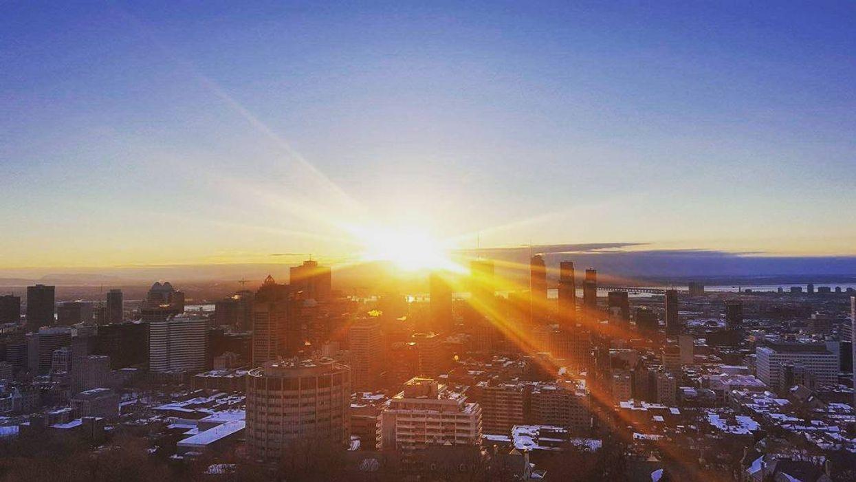 Il fera ENCORE plus chaud à Montréal à partir de samedi