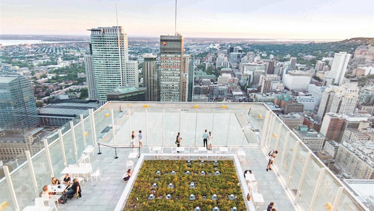 L'observatoire de Montréal sera gratuit la semaine prochaine