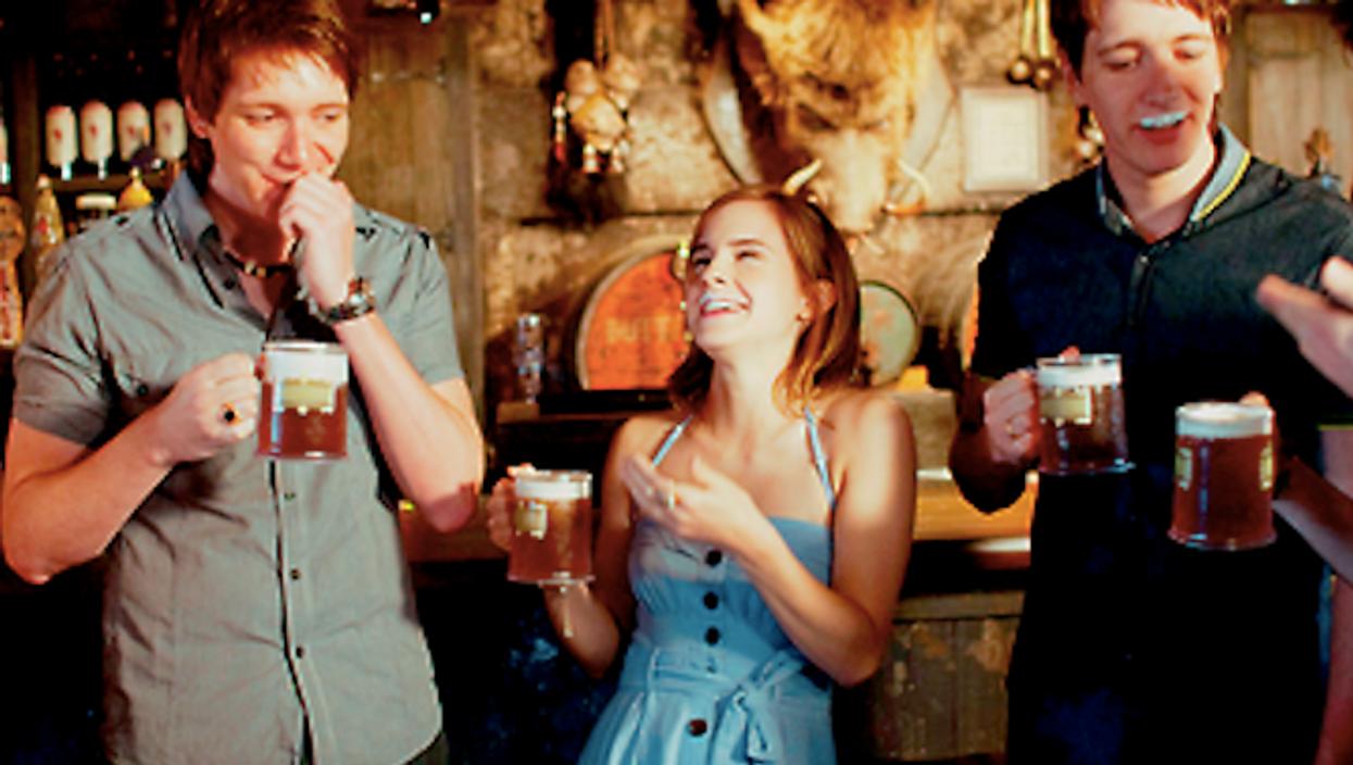 Le Frappuccino Harry Potter existe et il est tout simplement magique