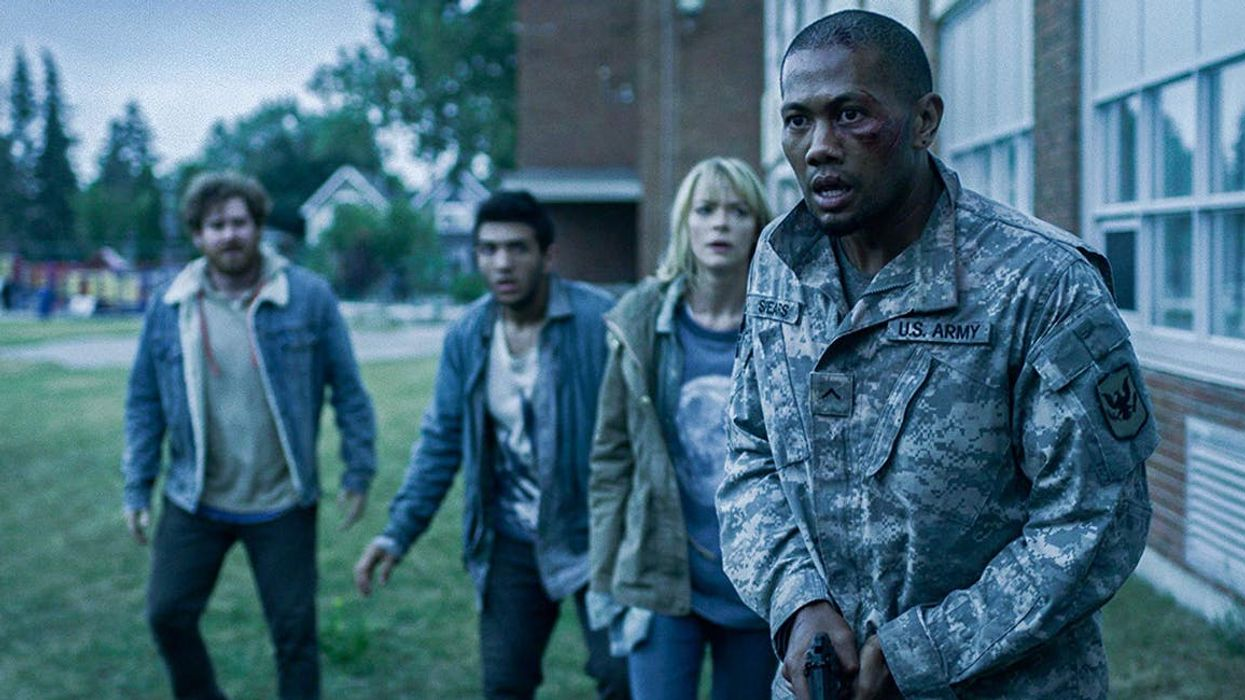 These Zombie Shows & Movies On Netflix Canada Will Get Your Heart Racing This Summer
