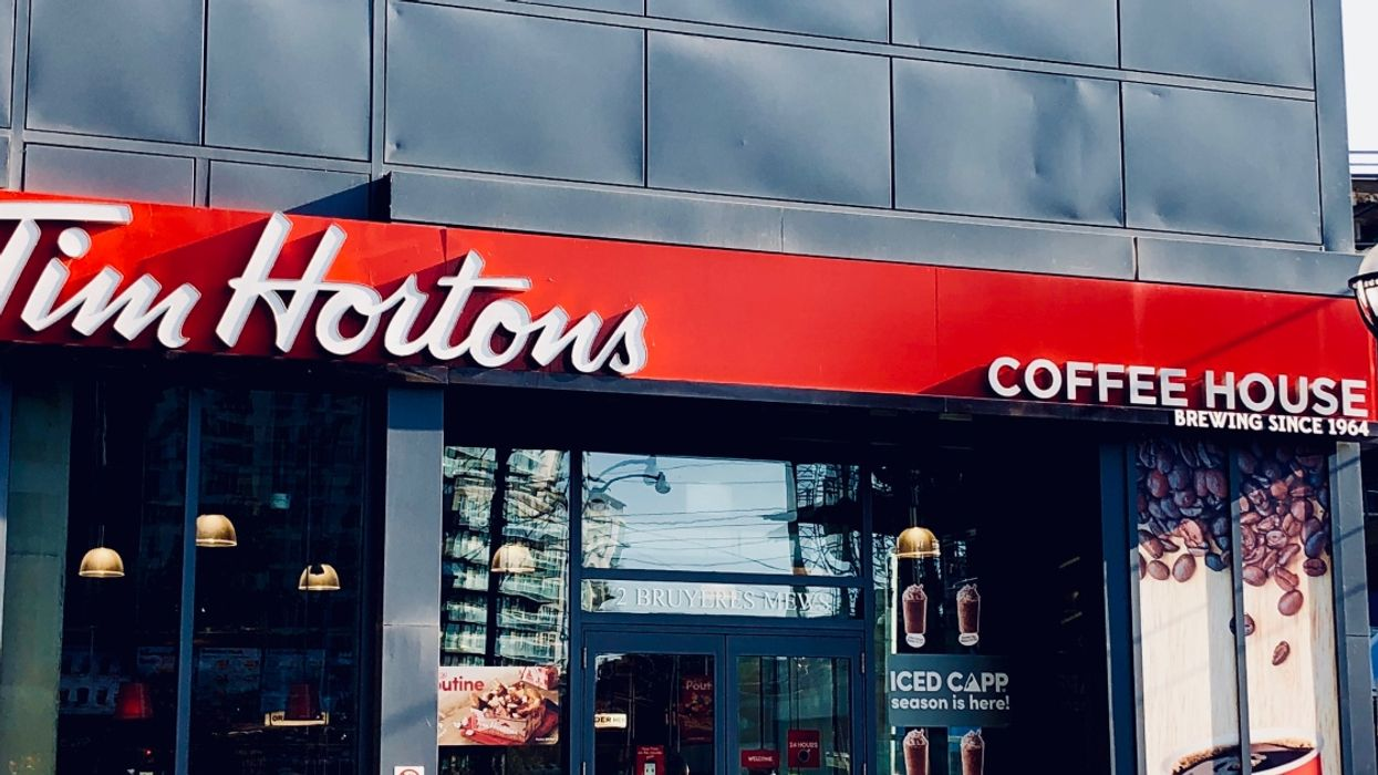 """Tim Hortons Responds After Boy Dies From Falling In """"Grease Trap"""" At One Of Their Stores (PHOTOS)"""