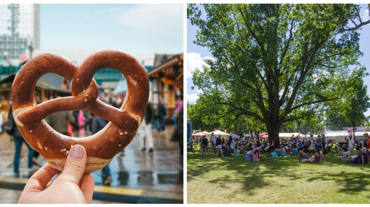 Toronto's First-Ever German Food Fest This Weekend Will Have The Craziest German-Fusion Treats