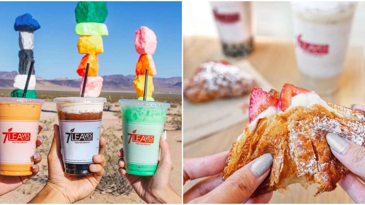 This Famous California Tea Shop Is Having Their Grand Opening In Frisco This Weekend