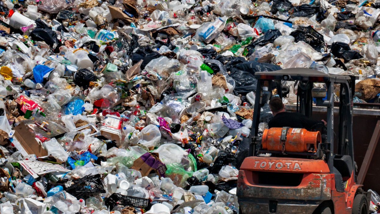 Another Country Just Received A Massive Shipment Of Garbage From Canada And They're Not Happy