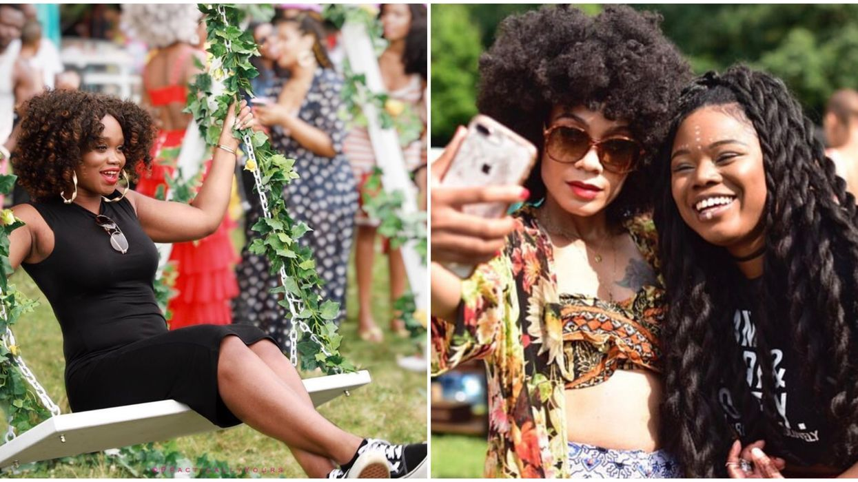 Atlanta Is Hosting Its First-Ever Festival For Curly-Haired Babes This September