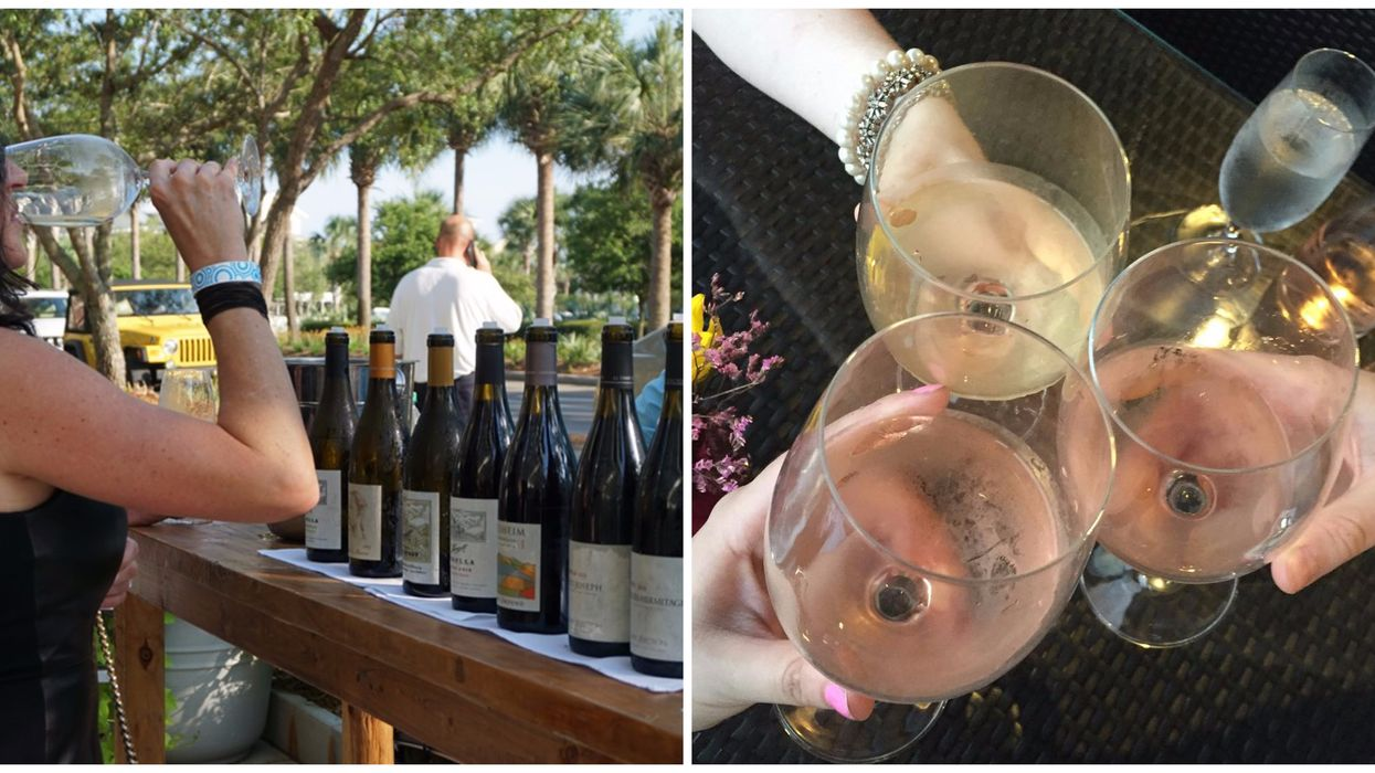 You Can Sip Over 1000 Wines From All Over The World At This Spot In Florida