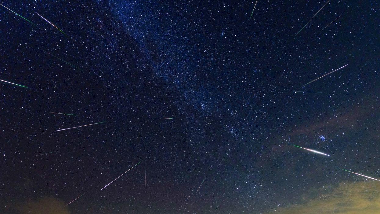 5 endroits à Montréal et environs où observer la pluie d'étoiles filantes qui sera visible du Québec ce soir