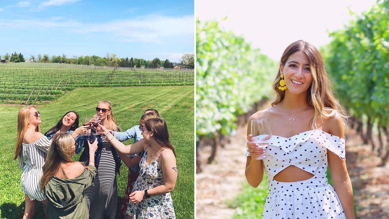 8 Ontario Wine Tasting & Winery Tours
