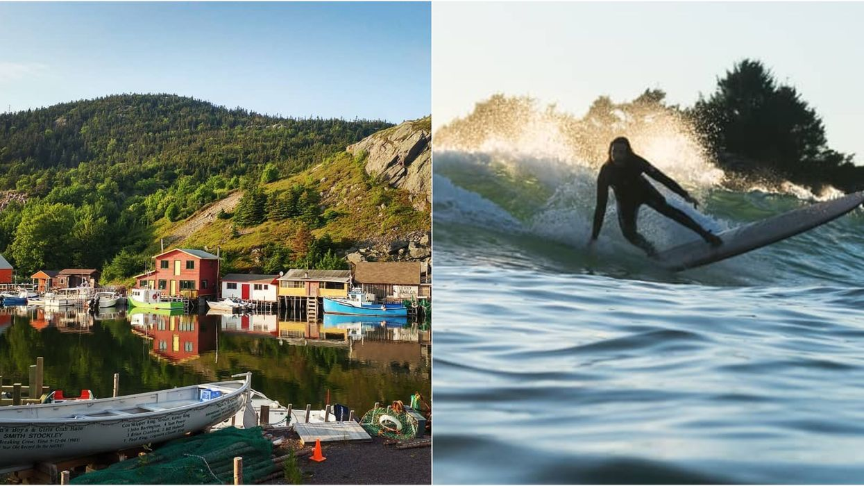 The 11 Most Popular (But Surprising) Destinations Canadians Are Visiting Before The Fall